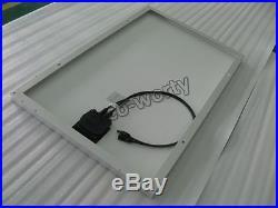 Complete Kits500w 500watt 5100W Poly Solar Module&500W Grid Tie Inverter