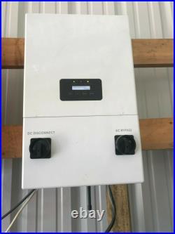 Delta H6 6000W Grid-Tied Inverter NEW Battery-less Backup UL1741 Rule 21 2MPPT