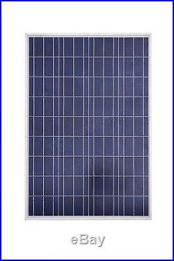 ECO 1KW Grid Tie Solar Panel Kit 10x100W Solar Panel & 1000W Inverter Home Power