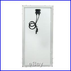 ECO 800W Grid Tie Solar Power Kit 8pcs 100W Solar Panel with 1200W Inverter Home