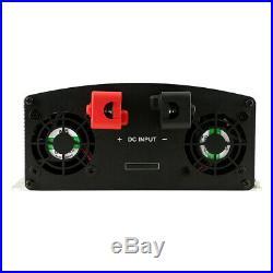 EPever 2000W Pure Sine Wave Inverter 24V DC 110V/120V AC off Grid Tie Inverter