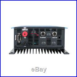 Eco-worhty 1000W Solar Panel On Grid Tie Inverter & Limiter DC 22-65V PV Battery