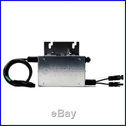 Enphase M210-84-240-S12 Grid Tie Solar Micro Inverter with Trunk Cable-FREE SHIP