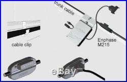 Enphase M215 12PK Enphase Micro Inverter MC4 CONNECTORS M215-60-2LL-S22