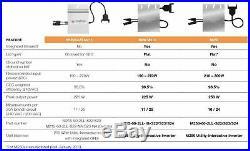 Enphase M215 Solar Grid Tie Micro Inverter M215-60-2LL-S22-FREE PORTRAIT CABLE