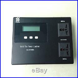 External Limiter for 1000w 2000w solar on grid tie inverter 10m cable connected