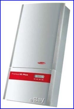 FRONIUS IG PLUS 7.5-1 A 7500W Grid Tie Solar Inverter With DC Disconnect IG+ ACFI