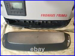 FRONIUS PRIMO 7.6-1 NON-ISOLATED STRING INVERTER 7600W 240/208 VAC Needs Card