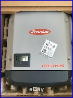 FRONIUS Solar Inverter 4.210.061.890. RGM PRIMO 6.0-1 WLAN withRGM, 208v/240v