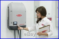Fronius 4,210,060,800 Primo 8.2-1 Solar Inverter 8200W 208/240VAC NEMA 4X