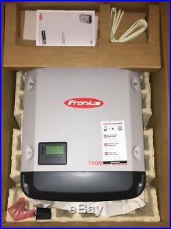 Fronius Galvo 2.0 KW Grid Tie Solar Inverter withWiFi/LAN & FACTORY WARRANTY
