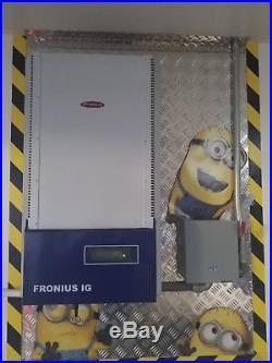Fronius IG 5100 solar grid tie inverter