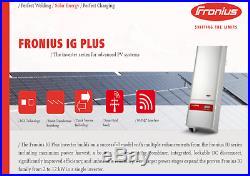 Fronius IG-PLUS-A-11.4-1-UNI, 11400w Gridtie Inverter 208v/240v
