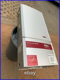 Fronius IG PLUS A 5.0-1UNI 5KW Inverter 4210123800