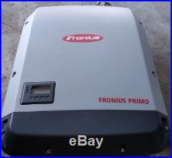 Fronius Primo 12.5-1 Tl 1-phase 208/240vac Grid-tie Inverter