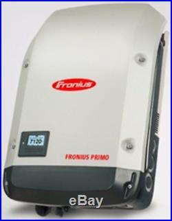 Fronius, Primo, 7.6Kw, 7,600 Watt, Wifi Grid Tie Inverter