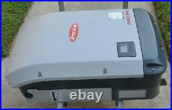 Fronius Solar Inverter Model Symo 24.0-3 480 PLEASE READ LOCAL PICK UP ONLY