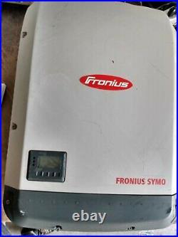 Fronius Symo 15.0-3 208 Non-isolated String Inverter P/n 4,210,052,841