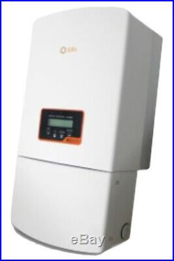GINLONG SOLIS-1P4.6K-4G-US SOLAR INVERTER 4600W Watt NEW IN FACTORY BOX