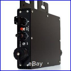 GTB-600 Grid Tie Inverter Solar Grid Tie Micro Inverter 600W Output APP Control