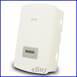 Ginlong SOLIS-3.6K-2G-US, 3600W grid tie inverter- 240/208v