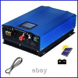 Grid Tie Inverter DC To AC Solar Inverter MPPT Pure Sine Wave Charger Inverter