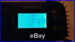 Grid Tie Inverter for Wind Turbine system, 1000W, 22V-60VDC Input, 120V AC Output