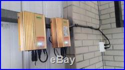 Grid-tie Solar-battery Agm Gel Flood Inverter 230vac 50hz 12v Solar Mppt Inverte