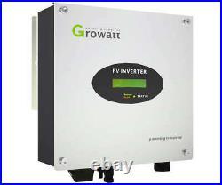 Growatt 3000S Mini Inverter Warranty 10 years