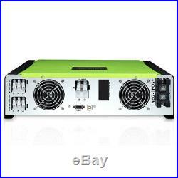 Hybrid Inverter Grid Tie Power inverter 2000w 48v PV Input 30A MPPT- US SHIP