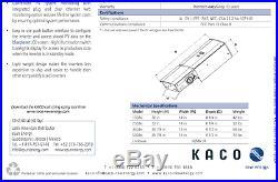 KACO 3502xi 3.5 KW GRID TIE SOLAR INVERTER NON AFCI WITH KACO FACTORY WARRANTY