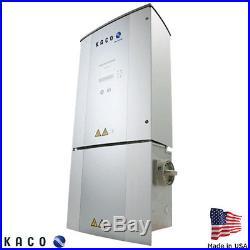 Kaco Bp 7600xi Grid Tie 7600w Inverter
