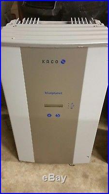Kaco 5000W Grid Tie Inverter 240VAC 60Hz Kaco Brand New