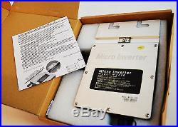 Kay Tereng WV230 Waterproof Wide Voltage Inverters Solar Grid-tie Micro Power