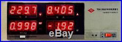 LCD Display 1000W MPPT Solar Grid Tie Inverter Pure Sine Wave DC22-60V TO AC110V