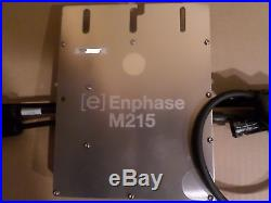 Lot 4 Enphase M215-IG Grid Tie Micro Inverter M215-60-2LL-S22-IG FREE SHIPPING