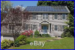 MA 5kw Solar panel, photovoltaic solar system, for home, grid tied inverter