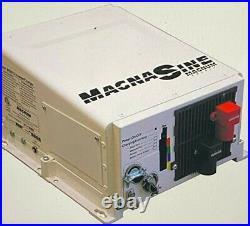 Magnum inverter /charger MS2012 2000w 12volt