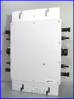 Micro Inverter WVC-1200 1200W Solar Grid-Tie 120VAC
