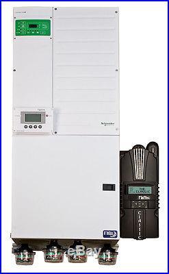 MidNite Pre-wired Inverter System- Schneider MNXWP7048E-CL150 -Grid Tie/Off Grid