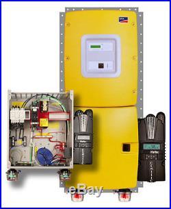 MidNite Solar Pre-wired Inverter System SMA MNSI6048-CL150 Grid Tie/Off Grid