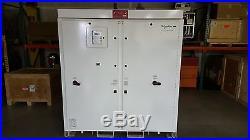 NEW 100kw Shneider Xantrex GT100 480 -100,000 watt Solar Grid tie Inverter