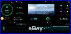 NEW 2020 GROWATT 10kW 10000 Watt Grid Tie UL1741SA Solar String Inverter + WiFi