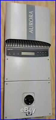 NEW 3.6 KW NON AFCI PVI 3.6 Aurora Power One gridtie inverter 2XMPPT