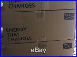 (NEW) 7700 Watt SMA Sunny Boy SB7700TL-US-22 Grid-Tie Solar Inverter AFCI