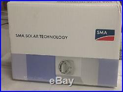 NEW SMA Sunny Boy SB7000TLUS-12 Grid Tie Solar Inverter With DC Disconnect & AFCI