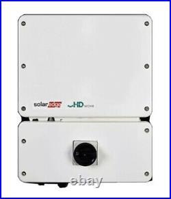 NEW Solaredge SE3800H-US000BNC4 HD WAVE INVERTER 3800W 240 VAC
