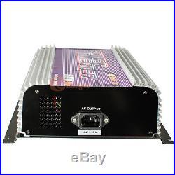 New 600W Watt Grid Tie Solar Power Inverter DC Input 22-60V&AC Output 90-130V