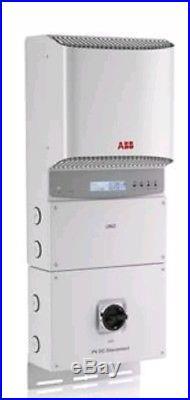 New ABB UNO PVI-6000-OUTD-US 6kw Inverter solar grid tie