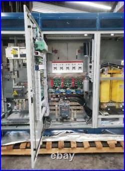 New Satcon EQX0250UV480TN 250KW Solar Inverter 3 Phase